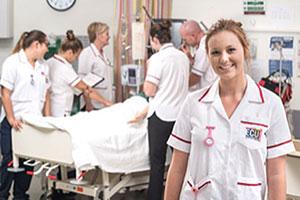 ECU nurses