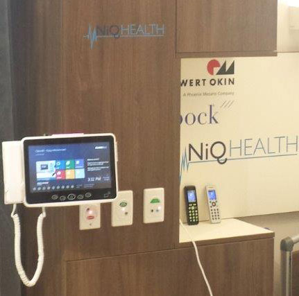 NiQ Health at conhIT 2015