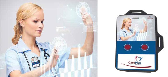 CarePlus™ Mobile Staff Duress