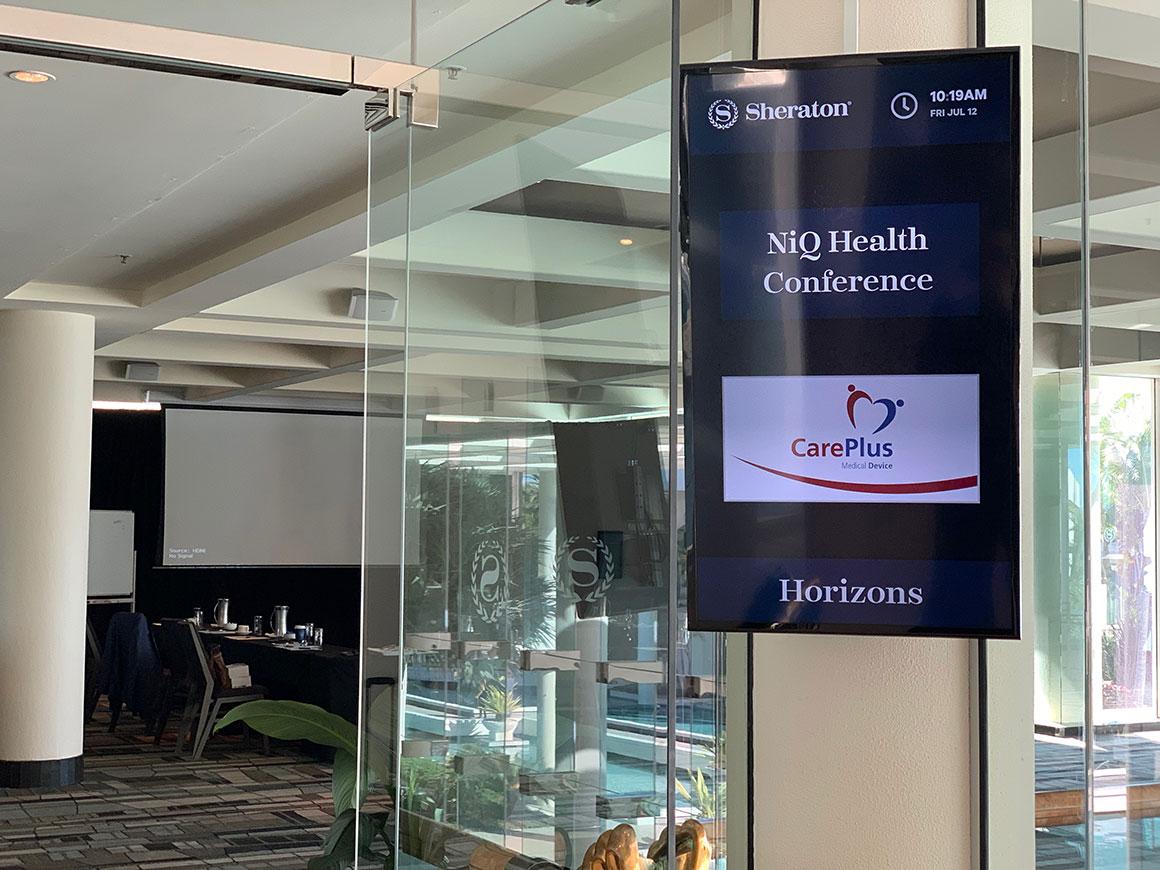 NiQ Health Conference 2019